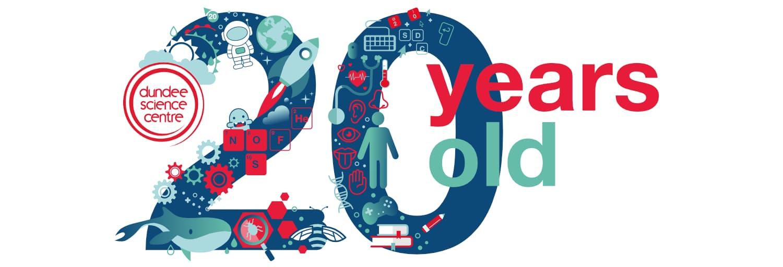 20 Year AnniversaryBanner