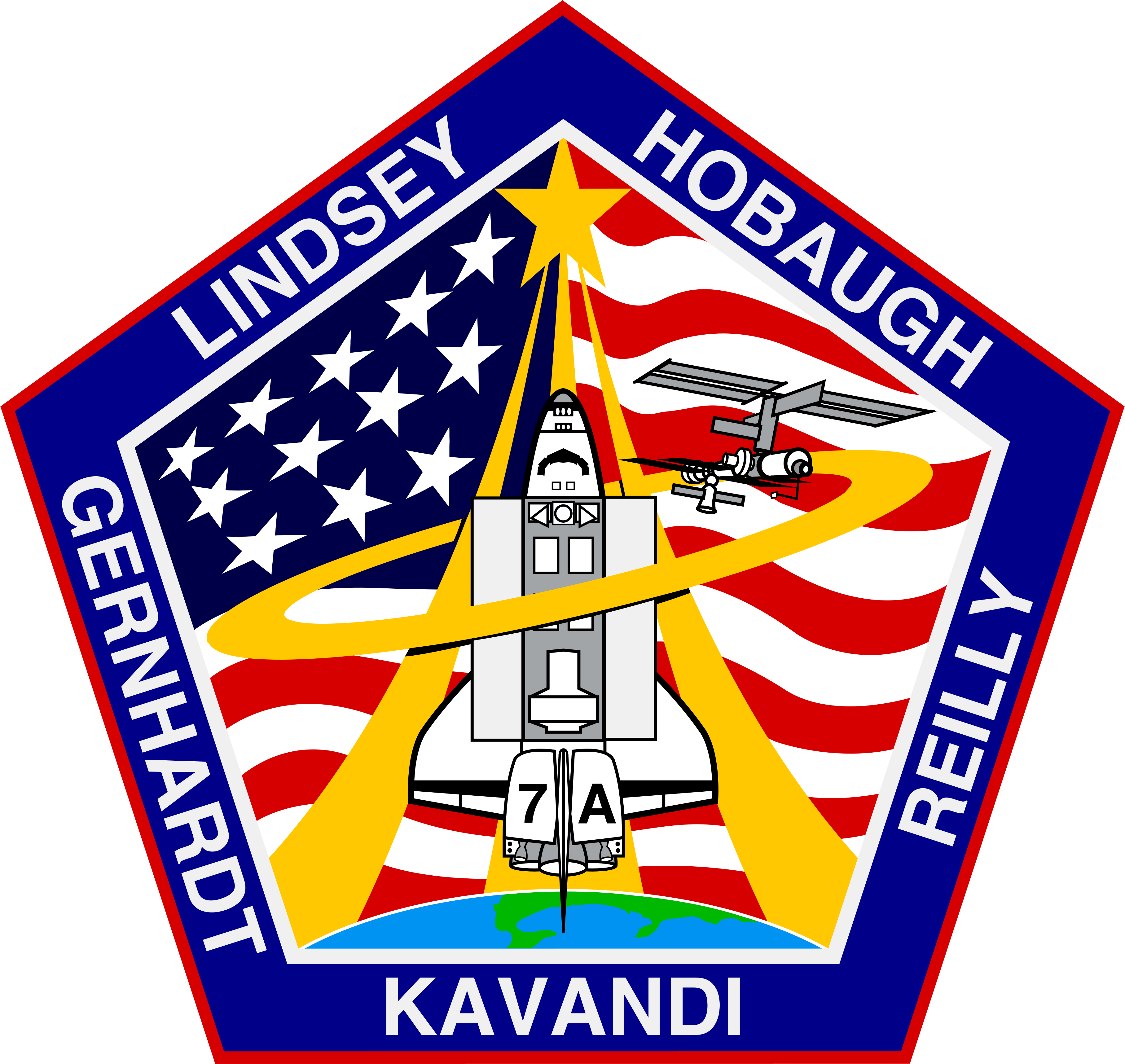STS 104
