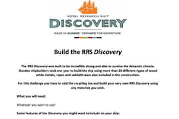 Build Your Own RRS Discovery!