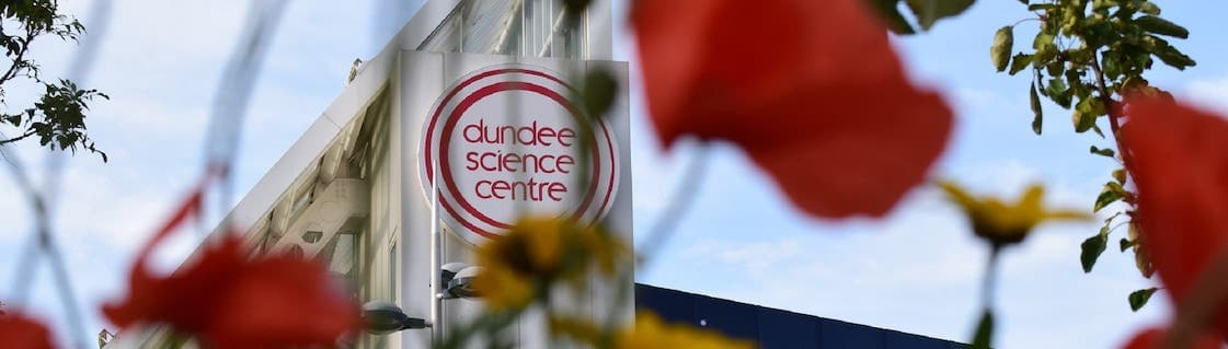 Dundee Science Centre (DSC) Building Exterior