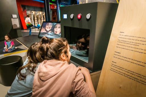 Fun Learning At Dundee Science Centre