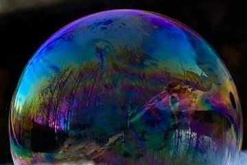 Frozen Bubbles!