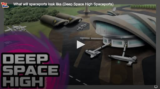 What Will Spaceports Look Like?