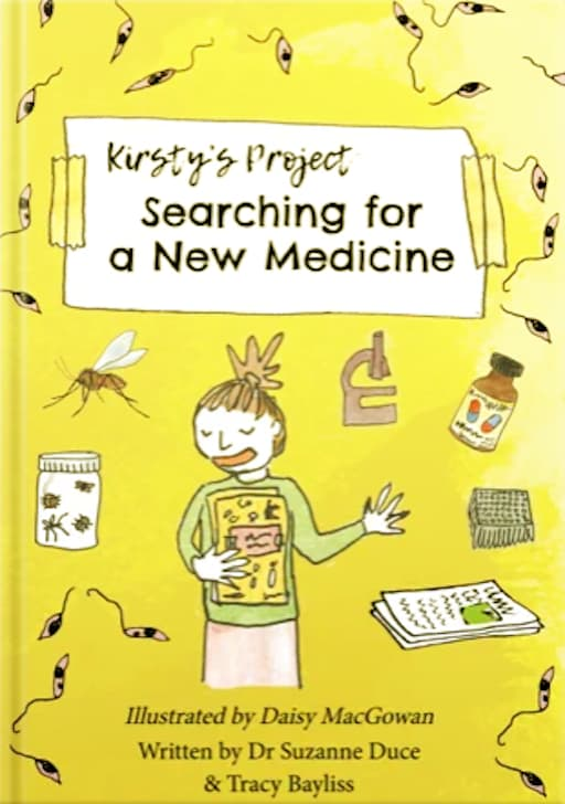 Searching for a New Medicine - Kirsty's Projec?t