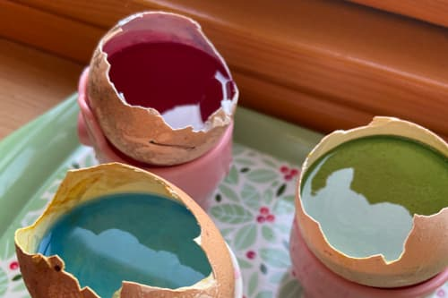"""Making Geodes and <span class=""""noWrap"""">Easter Presents</span>"""
