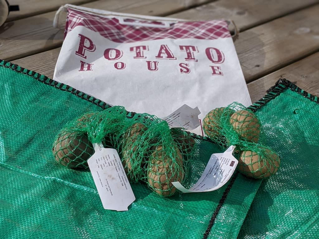 Potato House Growing Kits