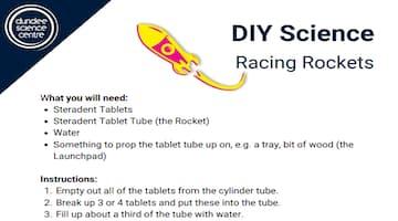 DIY Science - Rockets