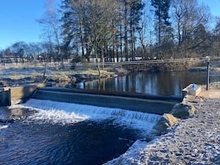 River Devon Community Hydro Project, Scotland, UK